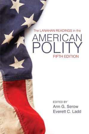 Lanahan Readings in American Polity  2010 edition cover