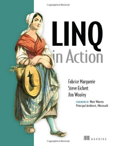 LINQ in Action   2007 9781933988160 Front Cover