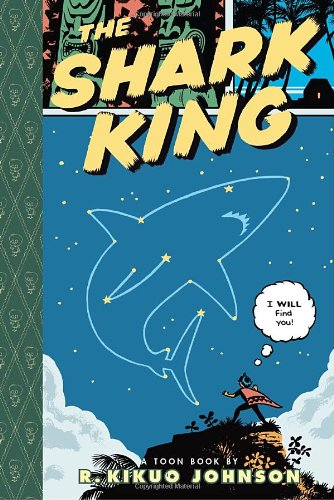 Shark King   2012 9781935179160 Front Cover