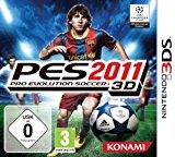PES 2011 - Pro Evolution Soccer Nintendo 3DS artwork