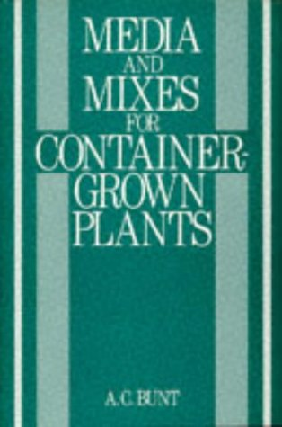 Media and Mixes for Container-Grown Plants  2nd 1988 edition cover