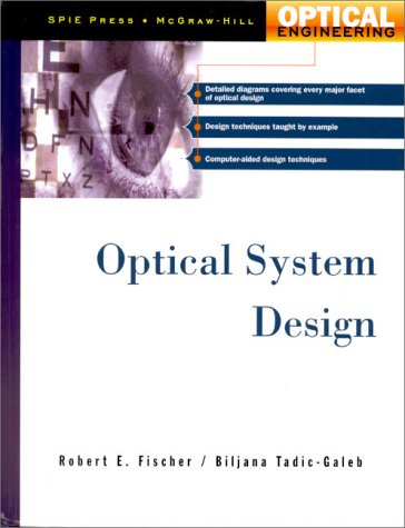 Optical System Design   2000 edition cover