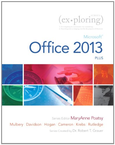 Exploring Microsoft Office 2013, Plus  2014 edition cover