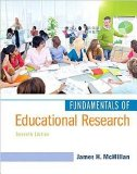 Fundamentals of Educational Research  7th 2016 edition cover