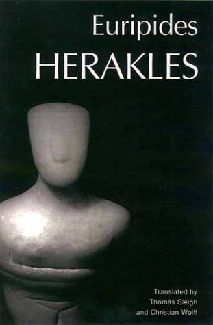 Herakles   2001 edition cover