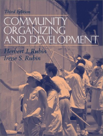 Community Organizing and Development  3rd 2001 (Revised) edition cover