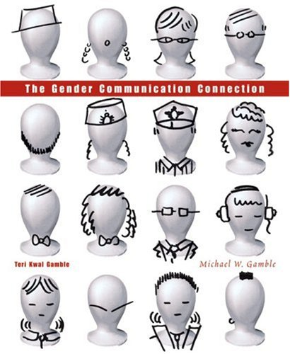 Gender Communication Connection   2003 edition cover
