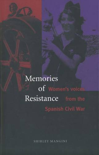 Memories of Resistance Women's Voices from the Spanish Civil War  1995 edition cover