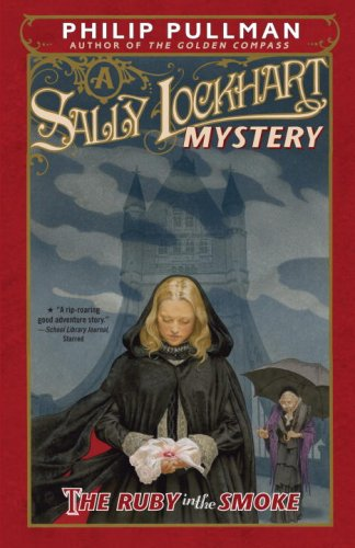 Ruby in the Smoke   2008 edition cover