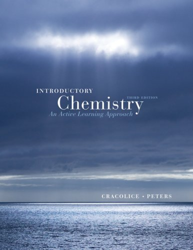 Introductory Chemistry An Active Learning Approach 3rd 2007 (Revised) 9780495015161 Front Cover