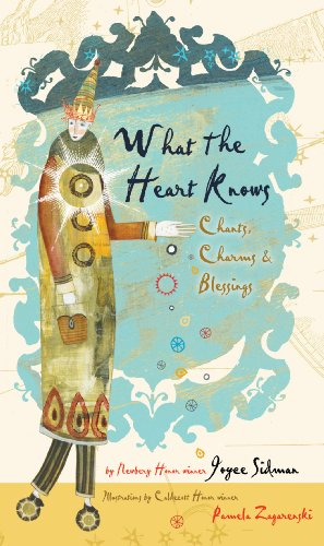 What the Heart Knows Chants, Charms, and Blessings  2013 edition cover