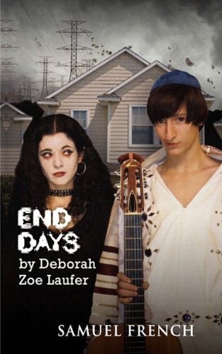 End Days   2008 edition cover