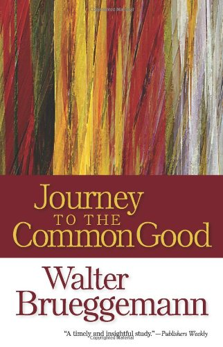 Journey to the Common Good   2010 edition cover