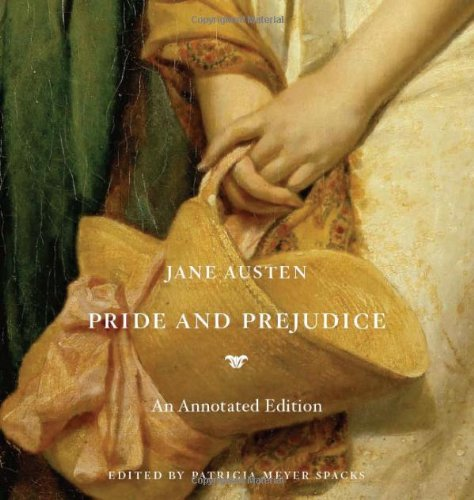 Pride and Prejudice   2010 (Annotated) 9780674049161 Front Cover