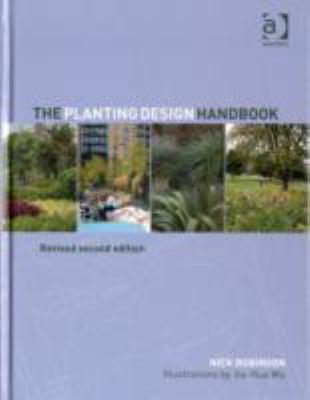 Planting Design Handbook  2nd 2011 (Revised) edition cover