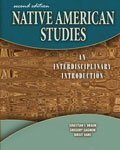 Native American Studies An Interdisciplinary Introduction 2nd (Revised) edition cover