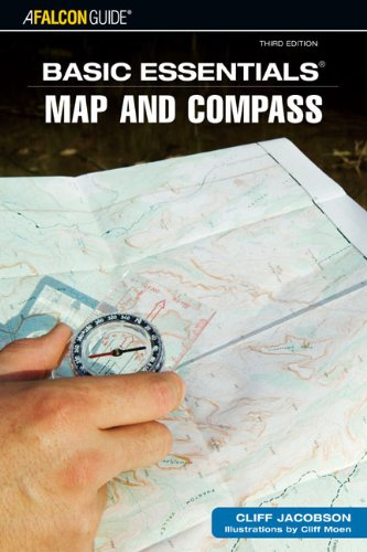 Basic Essentials Map and Compass  3rd 2006 9780762740161 Front Cover
