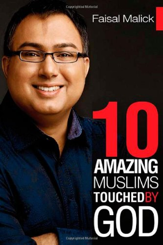 10 Amazing Muslims Touched by God  N/A edition cover