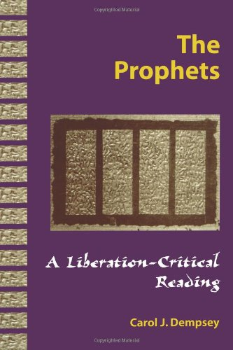Prophets A Liberation-Critical Reading  2000 edition cover