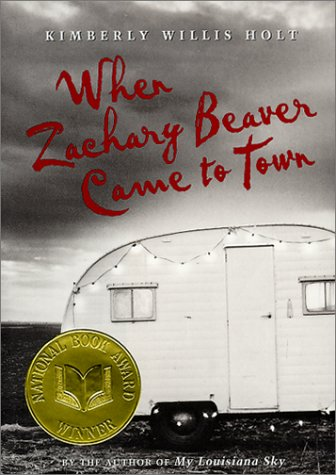 When Zachary Beaver Came to Town  Revised edition cover
