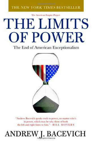 Limits of Power The End of American Exceptionalism N/A edition cover