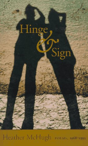 Hinge and Sign Poems, 1968-1993 N/A edition cover