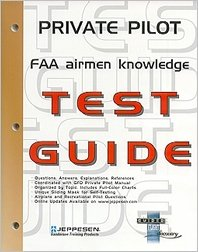PRIVATE PILOT..TEST GDE.JS312400-020 N/A edition cover