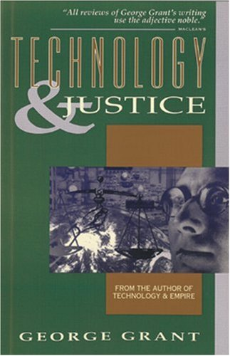 Technology and Justice   1986 9780887845161 Front Cover