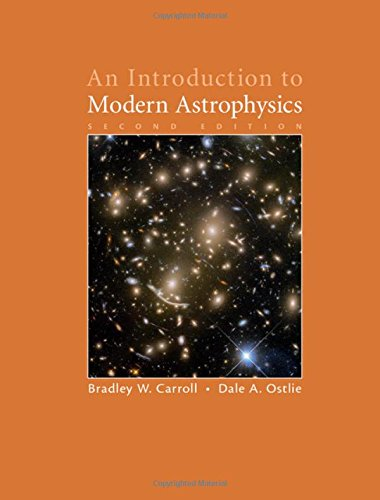 Introduction to Modern Astrophysics  2nd 2017 (Revised) 9781108422161 Front Cover