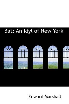 Bat : An Idyl of New York  2009 edition cover