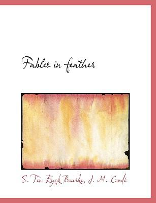 Fables in Feather N/A 9781115000161 Front Cover
