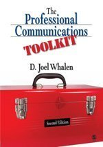 Professional Communications Toolkit   2007 edition cover