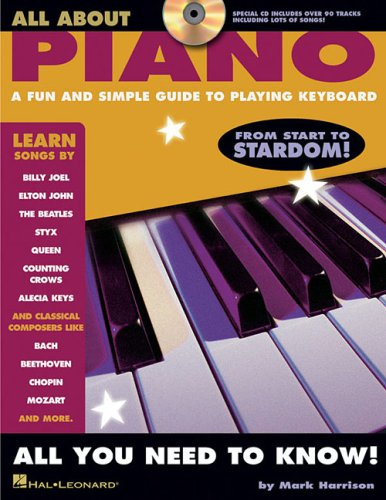 Piano A Fun and Simple Guide to Playing Keyboard N/A edition cover