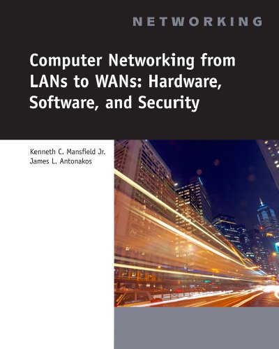 Computer Networking for LANs to WANs Hardware, Software and Security  2010 edition cover