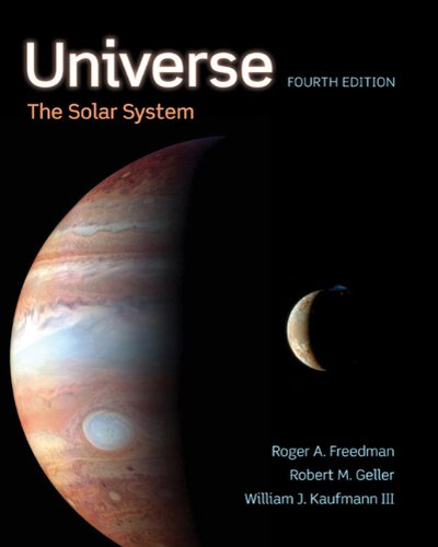 Universe The Solar System 4th 2010 (Revised) edition cover
