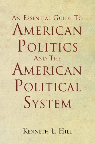 An Essential Guide to American Politics and the American Political System:   2012 edition cover