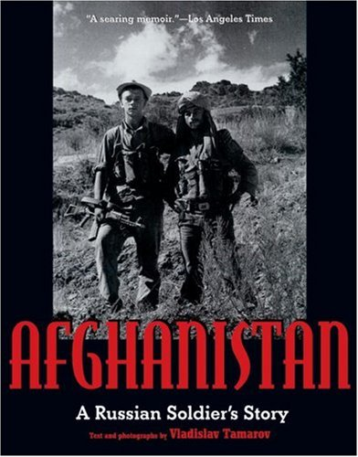 Afghanistan A Russian Soldier's Story  2001 edition cover
