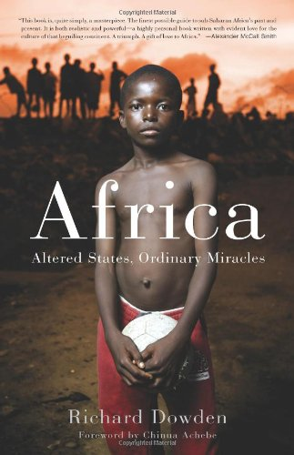 Africa Altered States, Ordinary Miracles  2010 edition cover