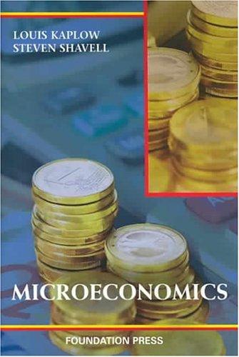 Microeconomics   2004 edition cover