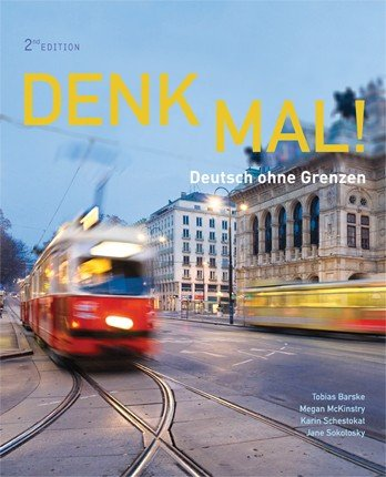 DENK MAL! -STUDENT ACTIVITIES MANUAL    N/A edition cover