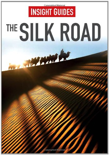 Insight Guides - Silk Road  2nd 2012 edition cover