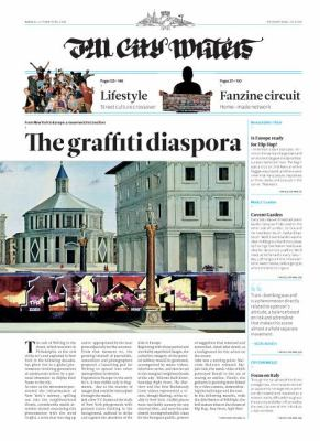 All City Writers The Graffiti Diaspora  2012 9782859800161 Front Cover