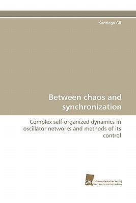 Between Chaos and Synchronization  N/A 9783838121161 Front Cover