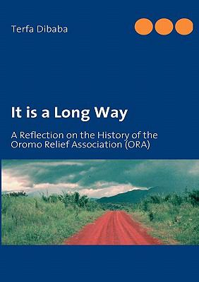 It Is a Long Way N/A 9783842359161 Front Cover