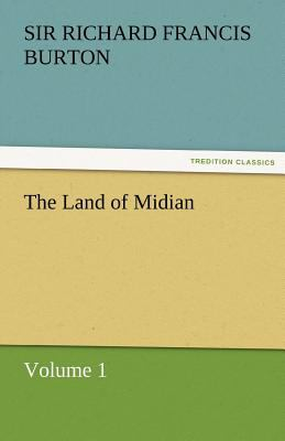 Land of Midian N/A 9783842429161 Front Cover