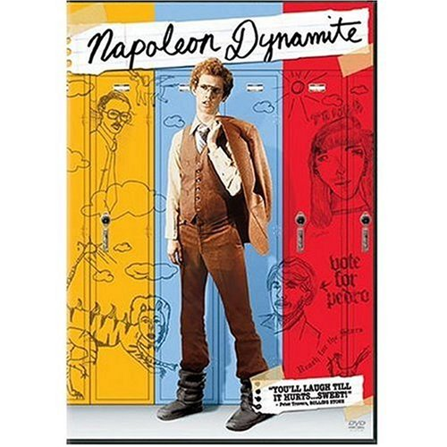 Napoleon Dynamite System.Collections.Generic.List`1[System.String] artwork