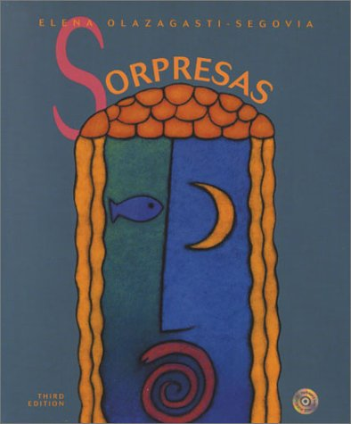 Sorpresas  3rd 2002 (Revised) 9780030327162 Front Cover
