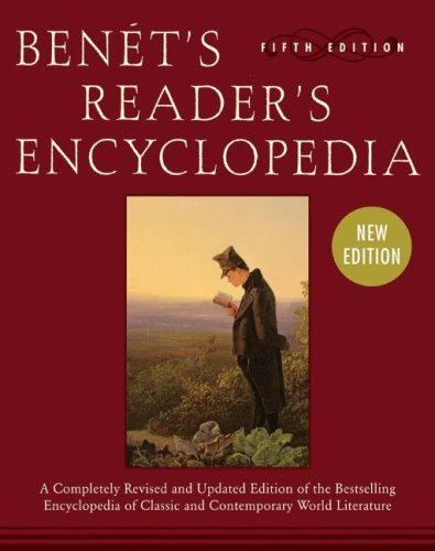 Benet's Reader's Encyclopedia  5th 2008 edition cover