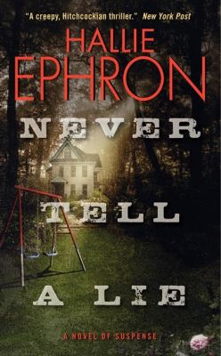 Never Tell a Lie  N/A 9780061567162 Front Cover