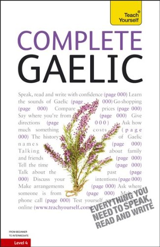 Complete Gaelic  2nd 2011 edition cover